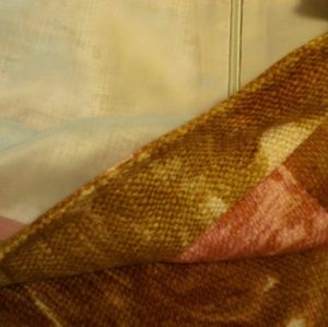 Talbots Skirts - Talbots beautiful floral knee length skirt